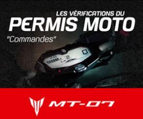 « Les vérifications du permis moto » en vidéo
